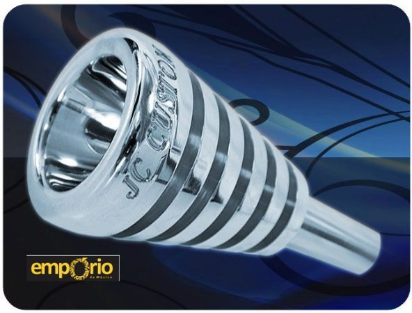 Bocal para Trombone JC Custom Jazz/ 5L Calibre Fino