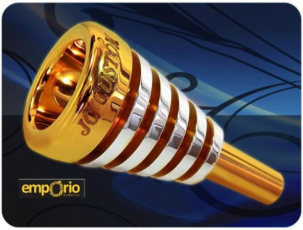 Bocal para Trombone JC Custom Orion/ 5GS Calibre Fino