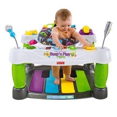 Locação Centro de Atividades Piano Step'n Play