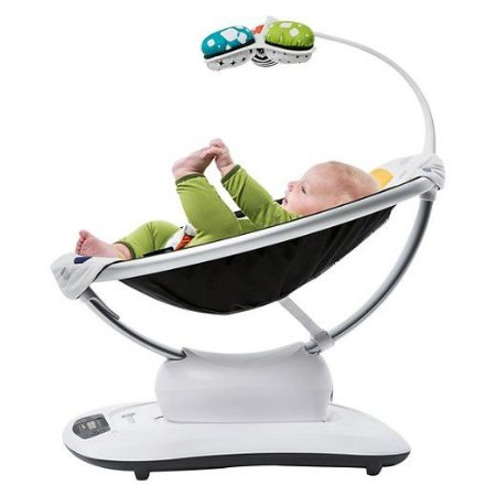 Locação Cadeira Mamaroo 3.0 Multicolor 4Moms