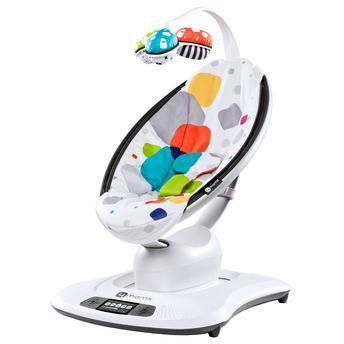Locação Cadeira Mamaroo Multicolor Plush 4Moms