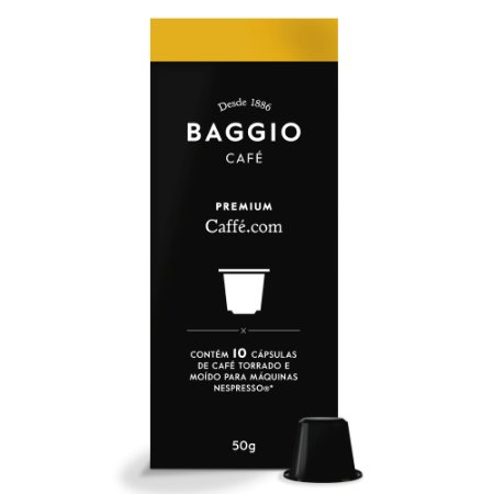 Baggio Café Premium Caffè.Com para Nespresso