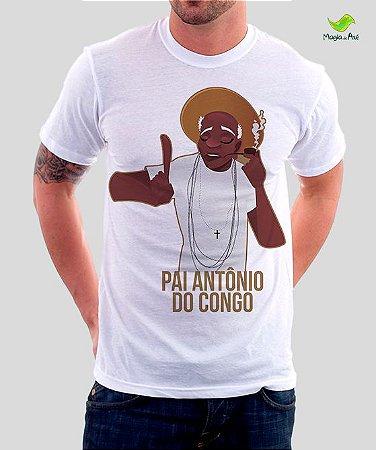 Camiseta - PRETO VELHO (Personalizável)