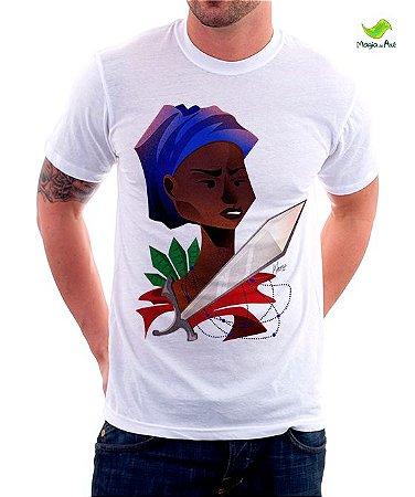 Camiseta Ogum de Fé