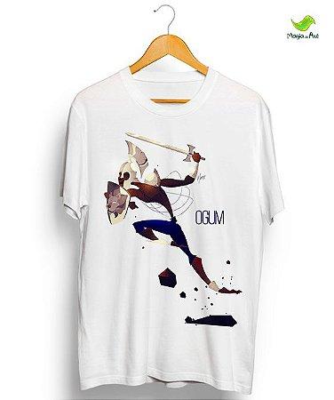 Camiseta Ogum Guerreiro