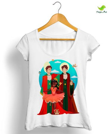 Camiseta Erês