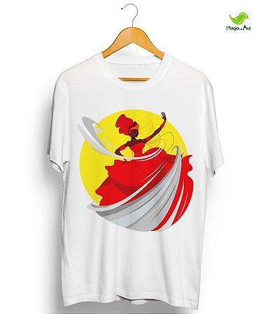 Camiseta - Iansã, a senhora dos ventos