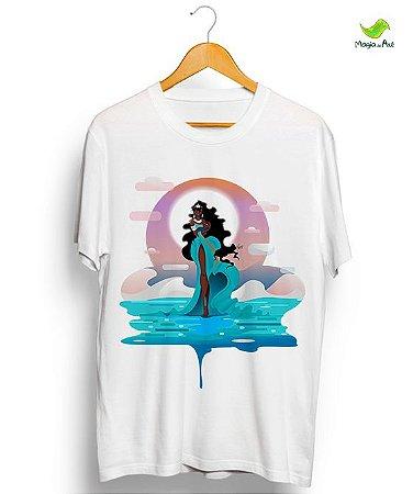 Camiseta mãe Iemanjá