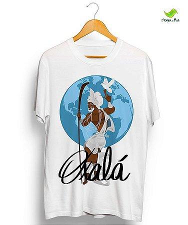 Camiseta - Oxalá, o criador