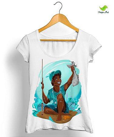 Camiseta - Pedrinho da beira da praia