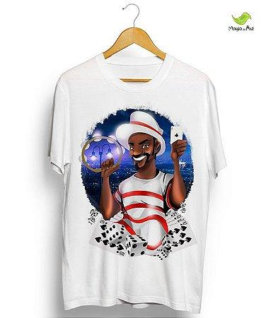 Camiseta - Saravá Malandragem