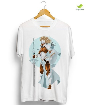 Camiseta - Oxaguiã, o paladino dos Orixás