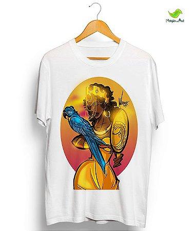 Camiseta - Oxum, senhora e feiticeira