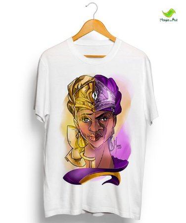 Camiseta Oxum e Nanã