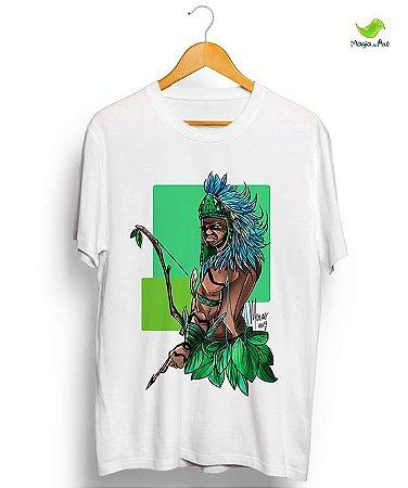 Camiseta - Oxóssi, chefe de tribo