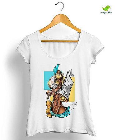Camiseta - Logun Edé Guerreiro de Oxum