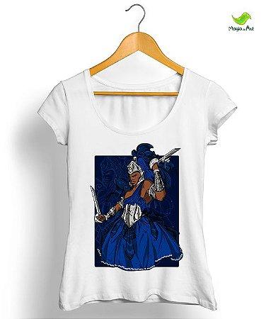 Camiseta - Ogum, o guerreiro do Órum