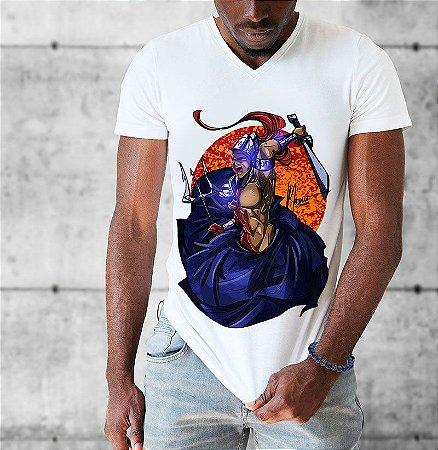 Camisetas - Ogum Xoroquê, fúria do Órum