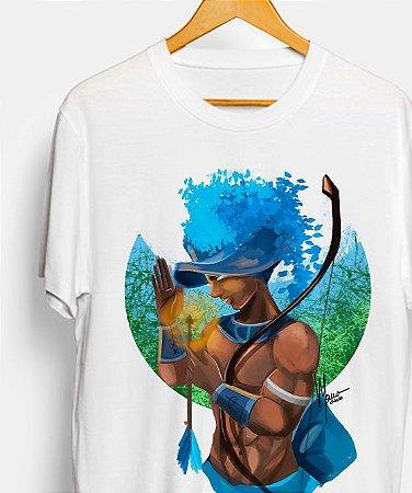 Camiseta - Oxóssi, o caçador místico