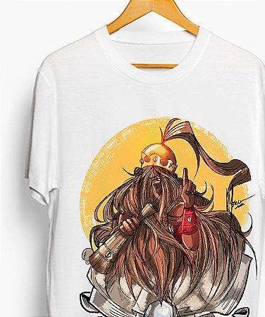 Camiseta - Omolu, a paz eterna