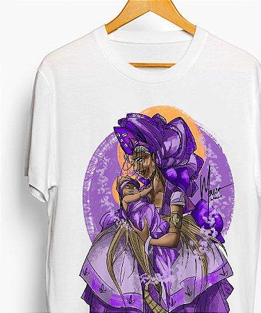 Camiseta - Nanã, a mãe da humanidade