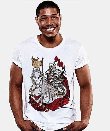 Camiseta - Ogum de Ronda, capangueiro da paz
