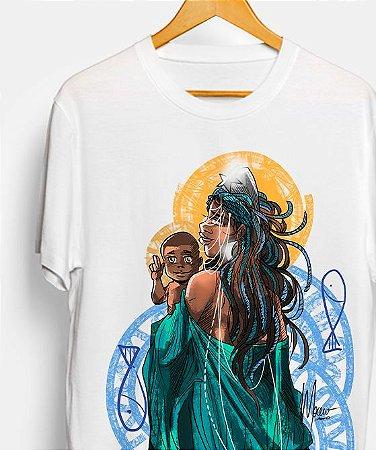 Camiseta - Yemanjá, Mamma África