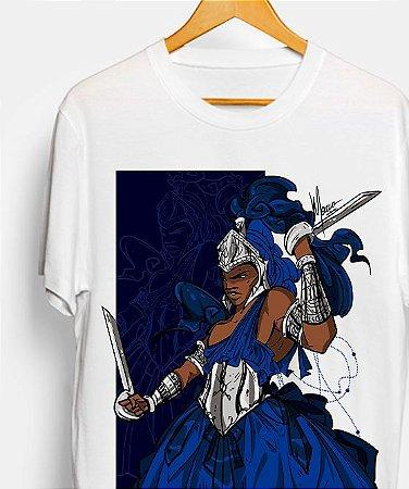 Camiseta - Ogum Guerreiro do Candomblé