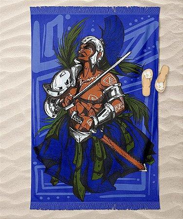 Canga de praia - Ogum, o general do Órum