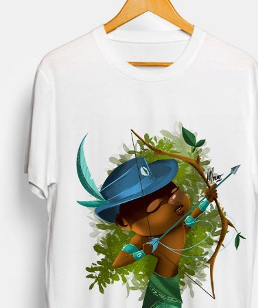 Camiseta - Oxóssi toy