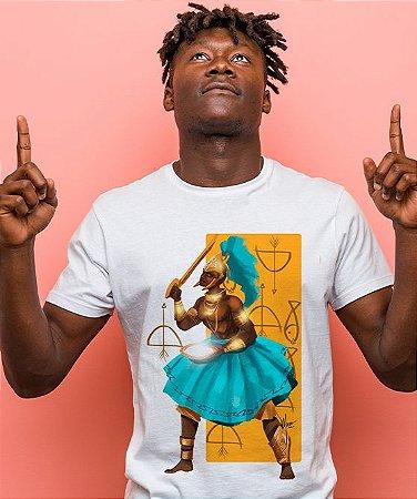 Camiseta Logun edé - Príncipe e rei