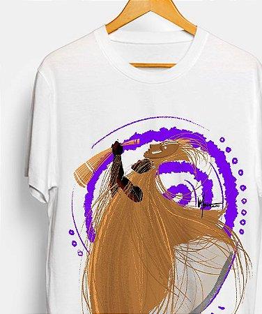 Camiseta - Orixá Omolu, coleção tribal