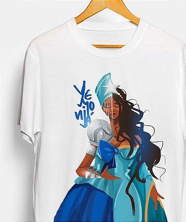Camiseta - Yemanjá, Umbanda e Candomblé