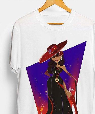 Camiseta - Dama da Noite estilo toy