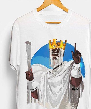Camiseta - Rei Oxalá, soberano divino