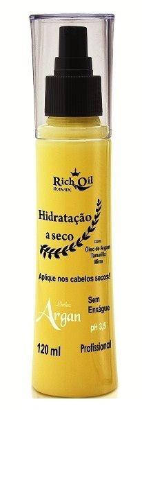 Rich Oil Immix  - Hidratação a Seco