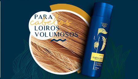 Liso Já - Máscara de Tratamento Redutora de Volume 250ml / 100% Original + Brinde