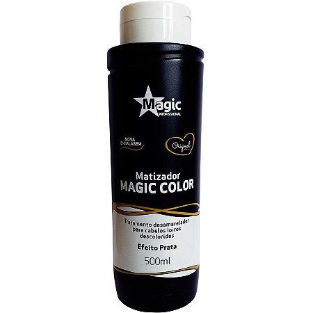 Matizador Magic Color Efeito Prata 500ml