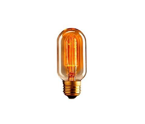 Lâmpada de filamento de Carbono T45 - 40W 127V E27 Dimerizável