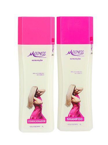 Kit Profissional - Shampoo Manut. 1L e Condicionador 1L - 50% DESCONTO!!