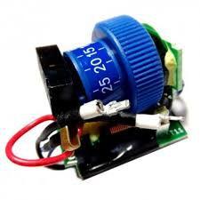 4578db509af Rele Eletrônico (Rotação) Dremel 4000 (220V) - HP Máquinas e Ferramentas