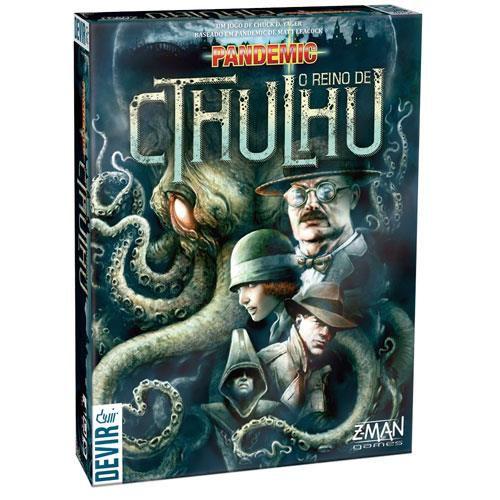 Pandemic: Reino de Cthulu