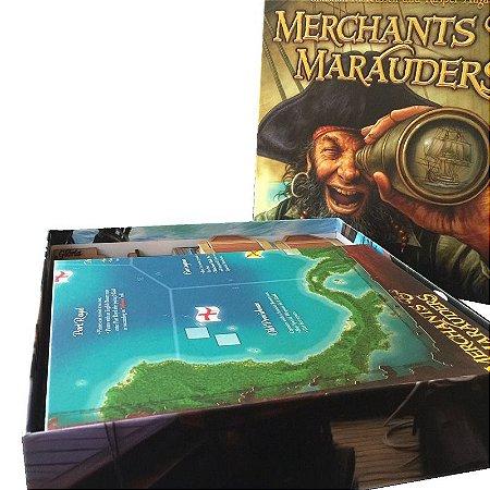 Organizador (Insert) para Merchants and Marauders
