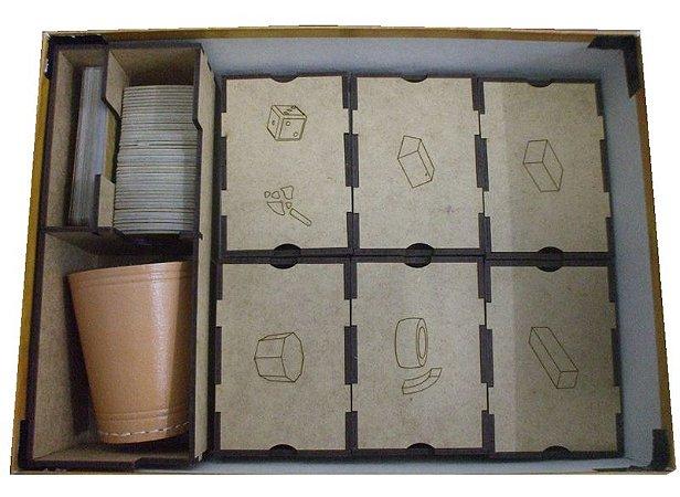 Organizador (Insert) para Stone Age