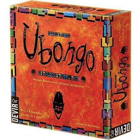 Pré Venda - Ubongo