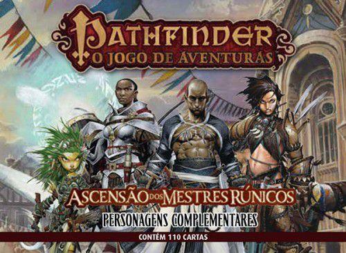 Pathfinder - Personagens Complementares (Expansão)