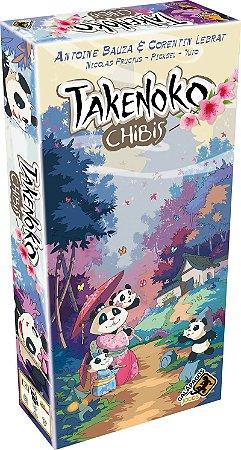 Chibis - Expansão Takenoko