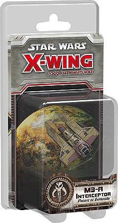 M3-A INTERCEPTOR - EXPANSÃO, STAR WARS X-WING