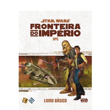 Star Wars RPG - Fronteira do Império: Livro Básico