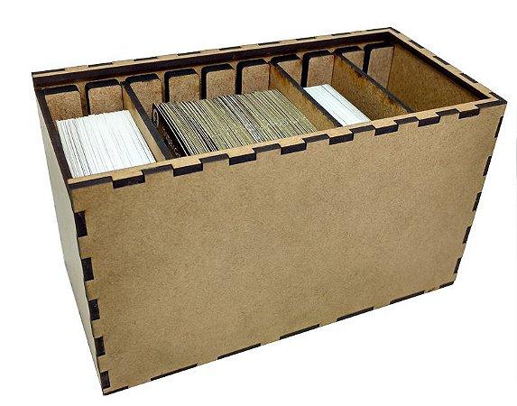 Card Box (Organizador portátil de card game)